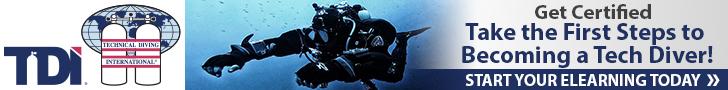 Become a tec Diver